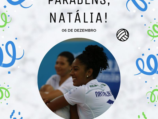 Parabéns e muitas felicidades para Natália Gonçalves !!!!