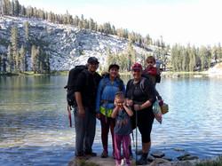 Us at Weaver Lake