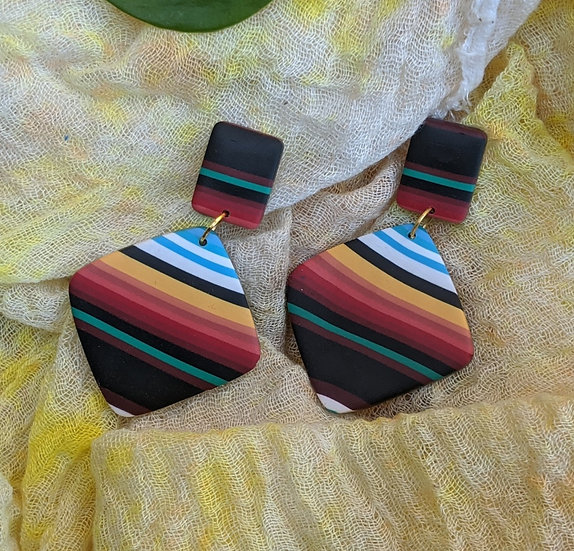 Serape One Diamond