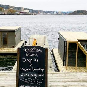 GreenBoats Sauna