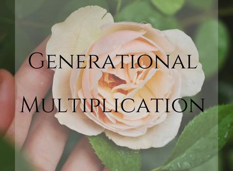 Generational multiplication