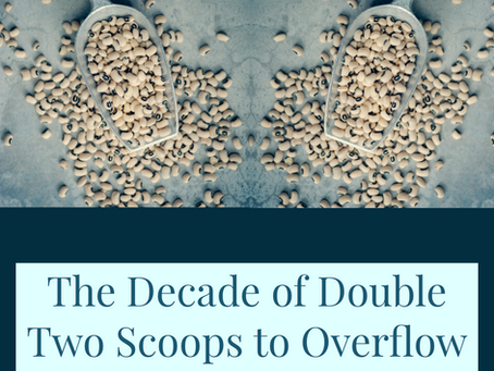 The Decade of Double to Overflow
