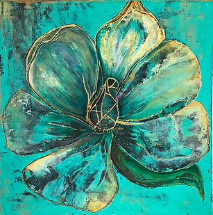 Kintsugi Art by Dionne White South Carolina Kintsugi Artist, Magnolia Art,