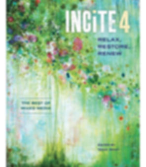 Dionne White Art published artist Incite 4