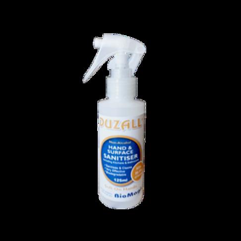 Duzall Sanitiser - 125ml Trigger spray