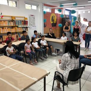 Taller de detección de violencia para niños