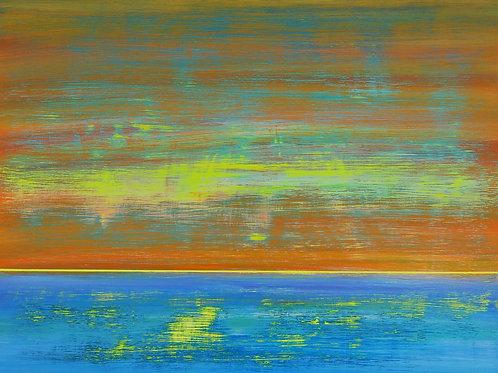 "Horizon 10 (18""x24"")"