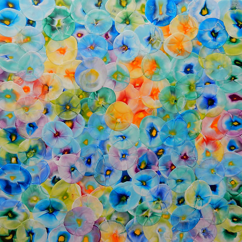 """Spin 82 (36"""" x 36"""")"""