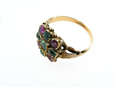 טבעת מהמאה ה-18
