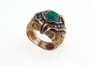 טבעת ארט-נובו