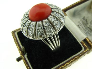 טבעת ארט-דקו