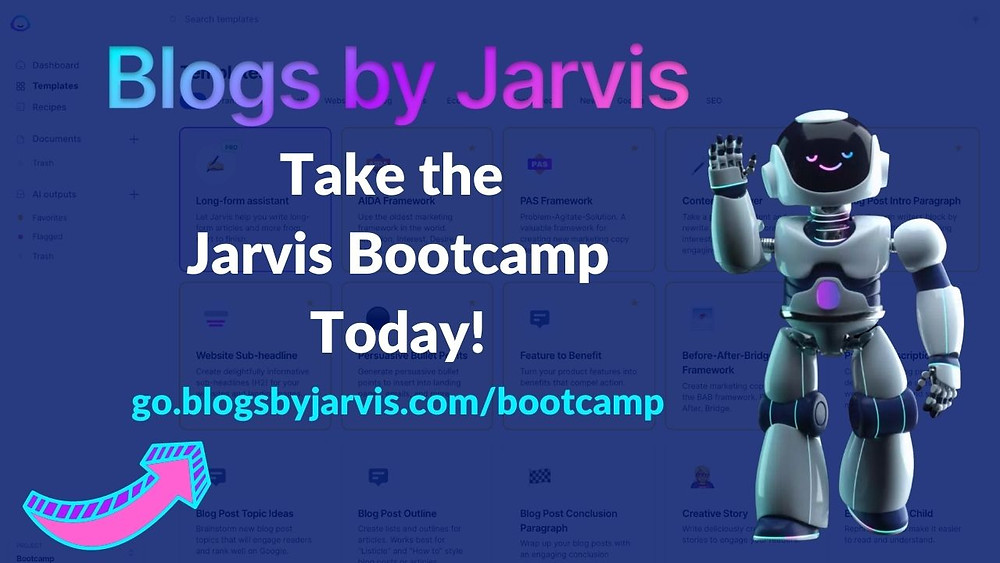 Take the Jarvis Bootcamp Today!