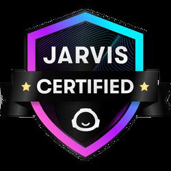 Jarvis Certified Badge