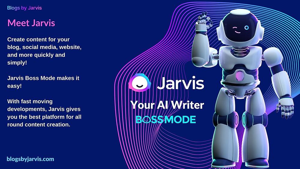 Meet Jarvis AI