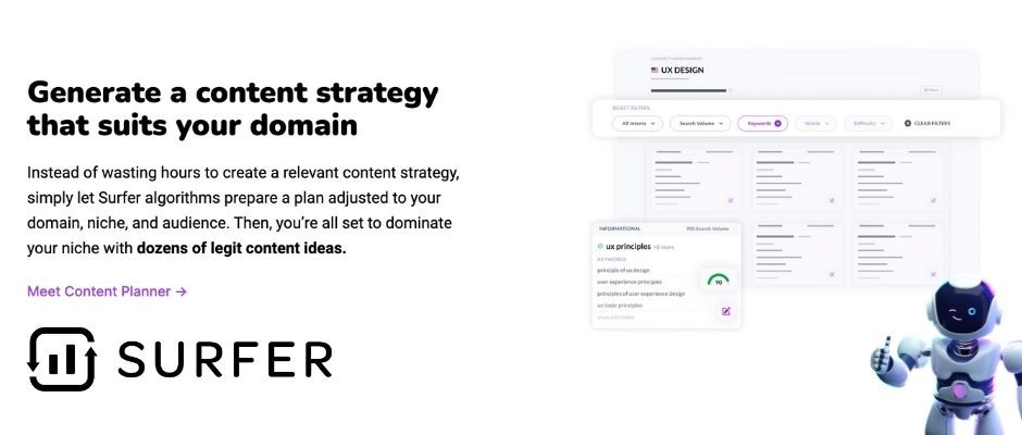 Surfer Content Planner - Blogs by Jarvis