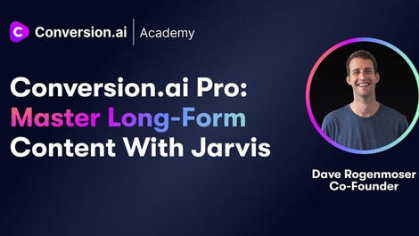 Master Long-Form Content with Jarvis