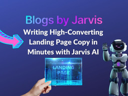 High-Converting Opt-In Pages: Writing Landing Page Copy with Jarvis AI