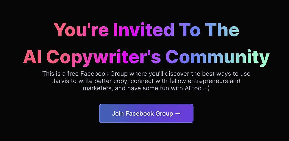 Conversion.ai - Official Facebook Community