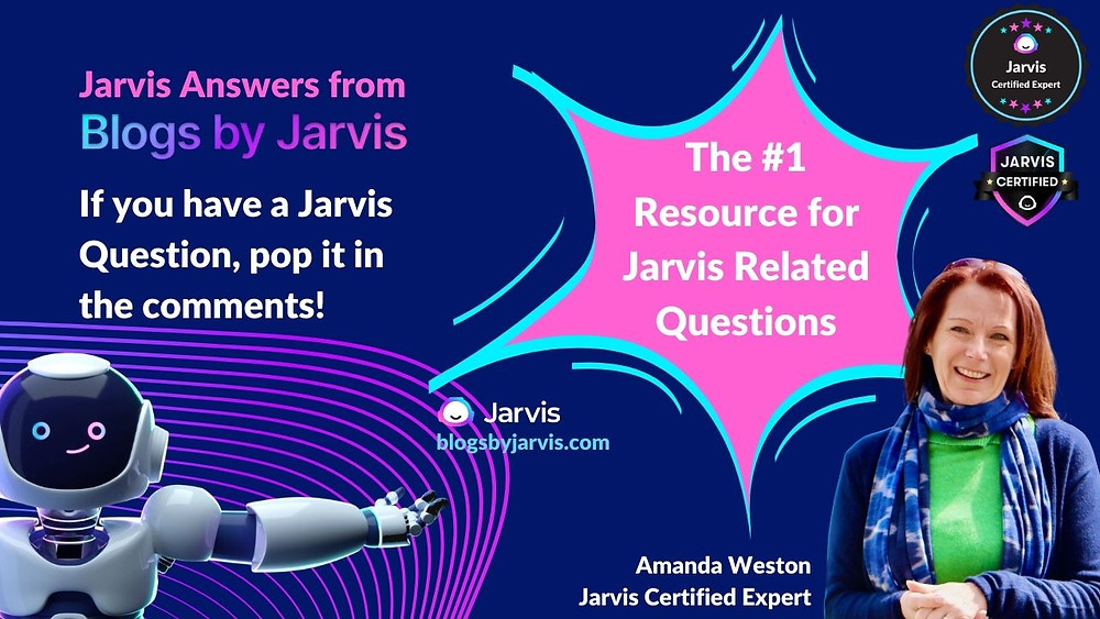 Do you have a Jarvis Question?