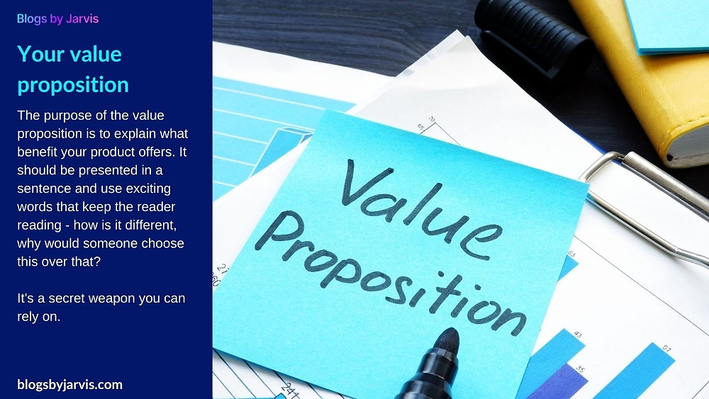 Blogs by Jarvis - Value proposition