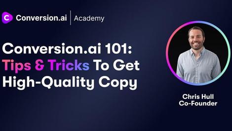 Tips & Tricks to Get High-Quality Copy