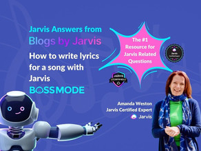 Jarvis Answers: Can Jarvis Write Song Lyrics?