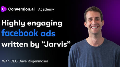 Create Highly Engaging Facebook Ads with Jarvis