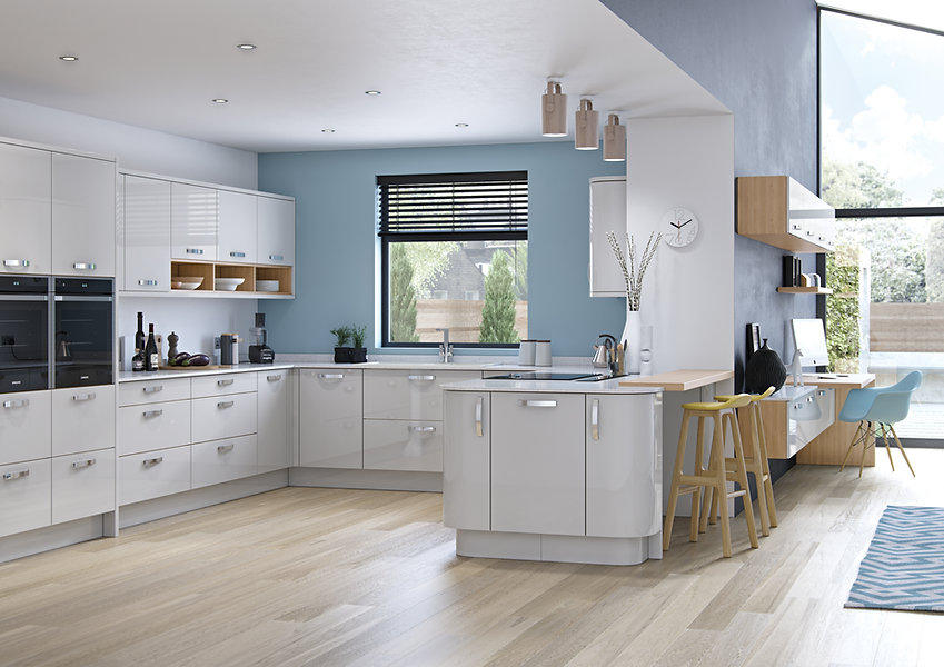 Kitchens_Gaddesby_Fusion_LightGreyGloss_