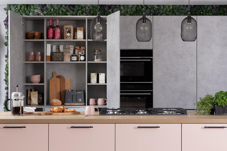 Gaddesby Kitchens - Nola Chicago Concrete