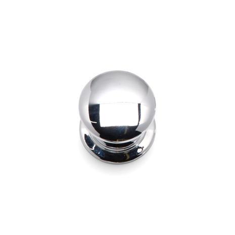 Windsor Knob Small - Chrome