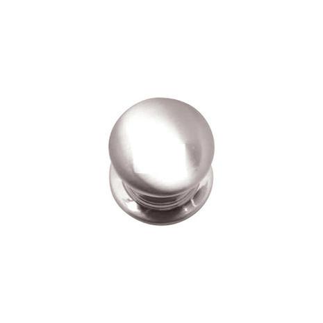Windsor Knob Small - Brushed Nickel