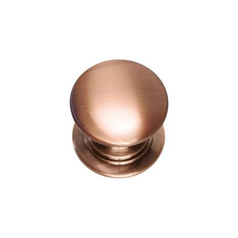 Windsor Knob Large - Antique Copper
