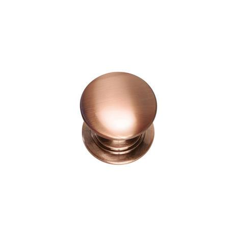Windsor Knob Small  - Antique Copper
