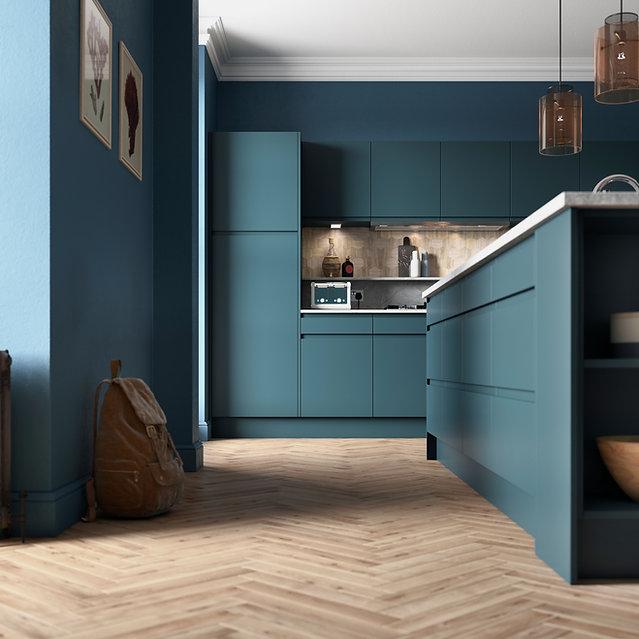 Gaddesby Kitchens - Brera Marine