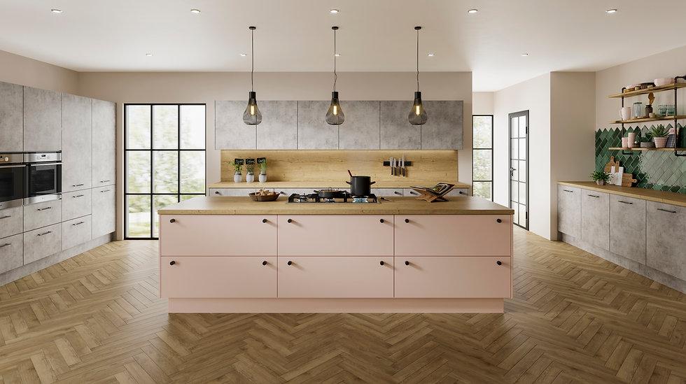 Kitchens_GADDESBY_Nola_RosePink_LightGre