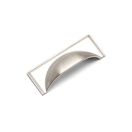 Windsor Cup Small - Brushed Nickel
