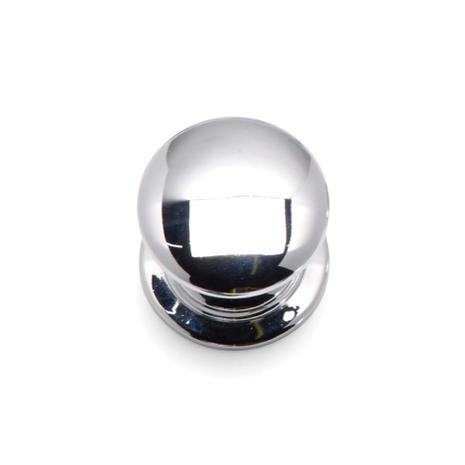 Windsor Knob Large - Chrome