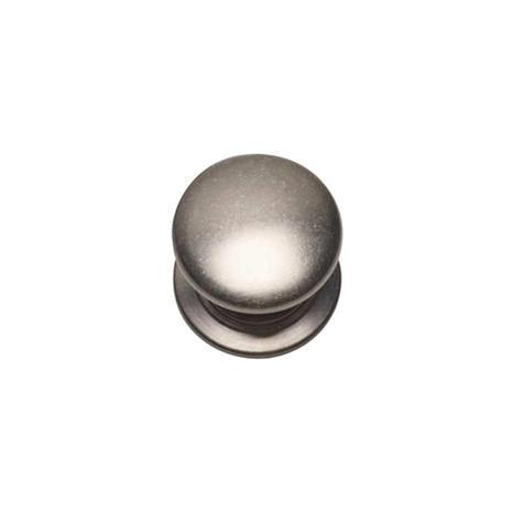 Windsor Knob Small - Pewter