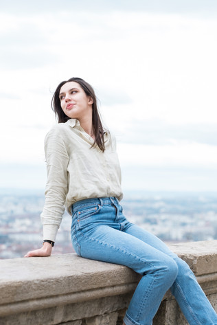 Séance portrait - Agathe