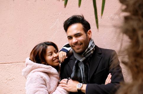 Séance couple - Morgane et Alex
