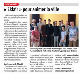 Article Est Républicain 28 Juillet 2017