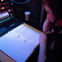 Jack script reading
