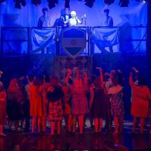 "Tudor musical society - ""Evita"""