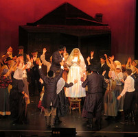 The Wedding - Fiddler on the roof