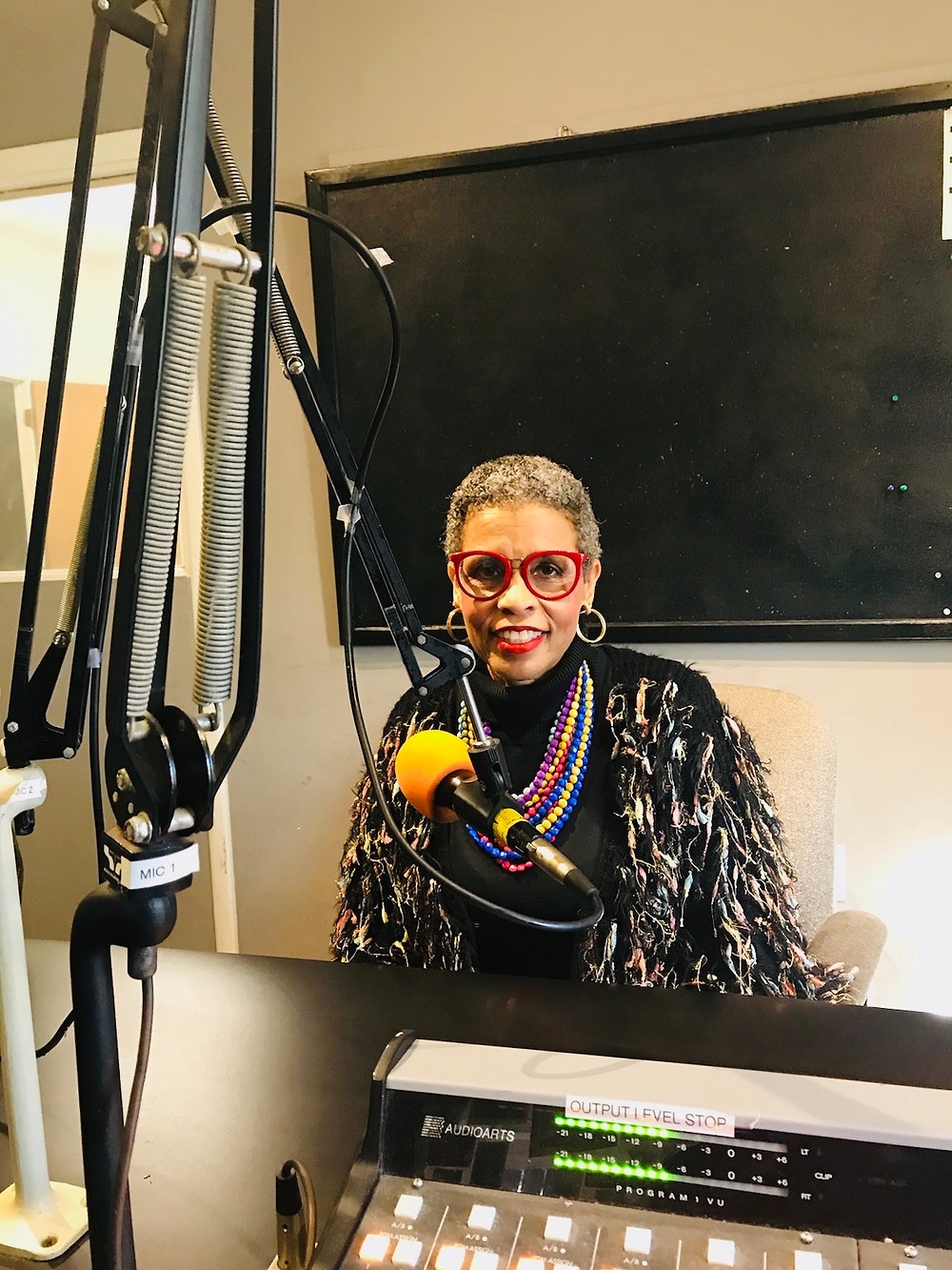 Jannie Cotton on Arkansas Talks KABF 88.3 FM