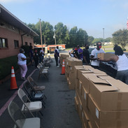 NZGWC & Arkansas Food Bank Food Giveaway