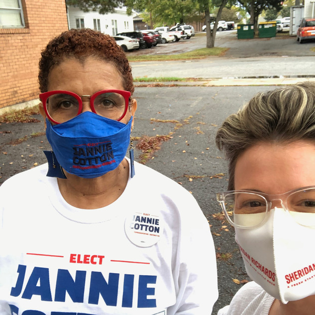 Candidate Jannie Cotton & Summer of the