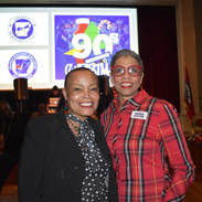 Senator Joyce Elliot and Jannie Cotton.JPG