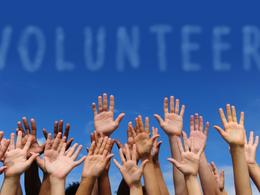 Mary Kicks Off Volunteer Recruitment - April 21, 2020