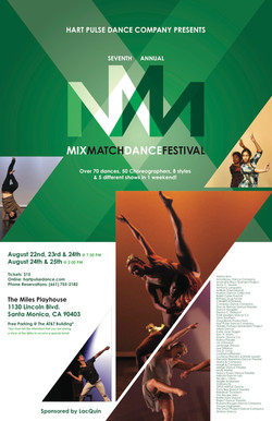 7th MixMatch Dance Festival - 2013